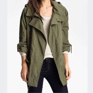 Willow & Clay Canvas Utility Jacket